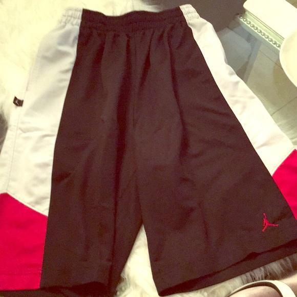 5984424edfe767 Jordan Other - Jordan shorts red white black